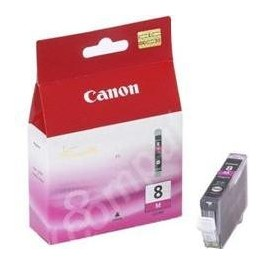 CARTUCHO TINTA CANON CLI8 MAGENTA PIXMA 8ML 4200/ 5200/ 6600/ MP500/ 800 - Inside-Pc