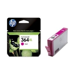 CARTUCHO TINTA HP 364XL CB324EE MAGENTA 7ML D5460/ B8550/ C6380/ C5380 - Inside-Pc