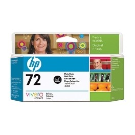 CARTUCHO TINTA HP 72 C9370A NEGRO 130ML T610/ T1100 - Inside-Pc