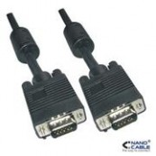 LATIGUILLO RJ45 CAT.6 5M GRIS NANOCABLE - Inside-Pc