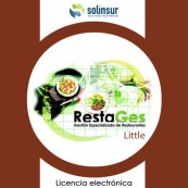 SOFTWARE RESTAGES LITTLE LICENCIA ELECTRO GESTION - Inside-Pc