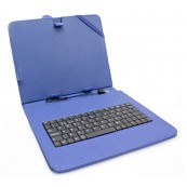"Funda Tablet Teclado 7"" Azul - Inside-Pc"