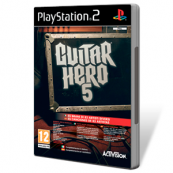Juego PS2 Guitar Hero 5 Seminuevo - Inside-Pc
