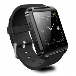 SmartWatch U8 Bluetooth Negro - Inside-Pc