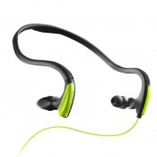 Auriculares Running Neon Green - Inside-Pc