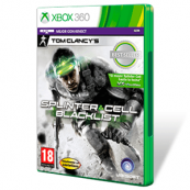 JUEGO X360 - SPLINTER CELL BLACK LIST CLASSICS SEMINUEVO - Inside-Pc