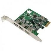 TARJETA PCI EXPRESS 2 FIREWIRE 1394 800 MBPS +1 400 MBPS - Inside-Pc