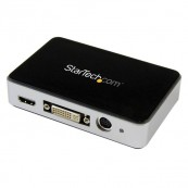 STARTECH CAPTURADORA VIDEO USB 3.0 A HDMI DVI VGA - Inside-Pc