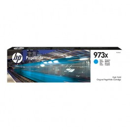 CARTUCHO Original HP 973X CIAN PAGEWIDE F6T81AE - Inside-Pc