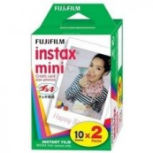 PACK 2 CARTUCHOS FUJIFILM 10 FOTOS INSTAX MINI - Inside-Pc