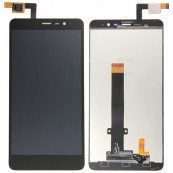 LCD + Táctil RedMi Note 3 Negro - Inside-Pc