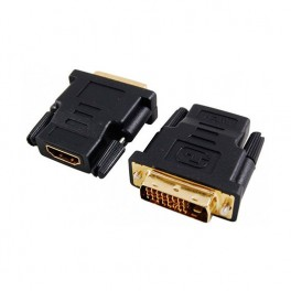 ADAPTADOR VIDEO HDMI-(H) A DVI-(M) L-LINK - Inside-Pc
