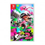 JUEGO NINTENDO SWITCH SPLATOON 2 - Inside-Pc