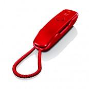 TELÉFONO FIJO GIGASET DA210 ROJO - Inside-Pc