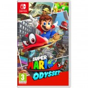 JUEGO NINTENDO SWITCH SUPER MARIO ODYSSEY - Inside-Pc