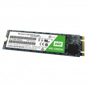 DISCO DURO INTERNO SOLIDO SSD WD GREEN WDS120G2G0B 120GB M.2 7MM SATA3 - Inside-Pc