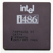 Procesador Intel 486 DX-33 Seminuevo - Inside-Pc