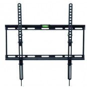 "SOPORTE INCLINABLE DE PARED PHOENIX PARA TV/MONITOR INCLINACIÓN 10º HASTA 55"" VESA 400X400 HASTA 50KG NEGRO - Inside-Pc"