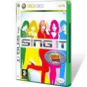 JUEGO XBOX 360 -Disney Sing it