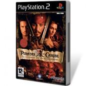 Liquidacion JUEGO PS2 Piratas del Caribe: La Leyenda. de J. Sparrow Seminuevo - Inside-Pc