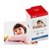 CANON INK CARTRIDGE KP-108IN + PAPER FOR SELPHY COLOR CP1000 / CP1200 / CP330 - Inside-Pc