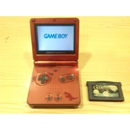 Consola Nintendo GameBoy Advance SP Seminueva