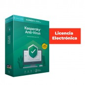 ANTIVIRUS ESD KASPERSKY 5 Users Electronic License - Inside-Pc