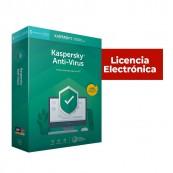ANTIVIRUS ESD KASPERSKY 5 USUARIOS 2 ANUALIDADES RENOVACION LICENCIA ELECTRONICA - Inside-Pc