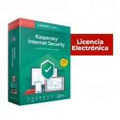 ANTIVIRUS ESD KASPERSKY INTERNET SECURITY 1 USUARIO RENOVACIÓN LICENCIA ELECTRONICA - Inside-Pc