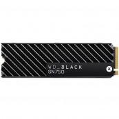 DISCO DURO SOLIDO SSD WD BLUE WDS500G3XHC 500GB M.2 2280 PCI-E GEN3 HEATSINK NVME - Inside-Pc