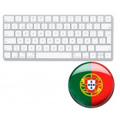 Accesorios iMac Apple Magic Keyboard Portugués Nuevos - Inside-Pc