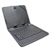 "Funda Tablet Teclado 9.7"" Negra - Inside-Pc"