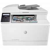Impresora Multifunción Laser Color HP LaserJet PRO MFP M183FW FAX - 16PPM - USB - RED - WIFI - ADF - Inside-Pc