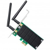 TARJETA RED WIFI PCI-EXPRESS TP-LINK ARCHER T4E 2.4GHZ Y 5GHZ DUALBAND AC1200 - Inside-Pc