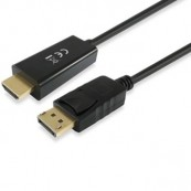 CABLE DISPLAYPORT - HDMI M-M 5M EQUIP NEGRO - Inside-Pc