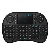 Mini Keyboard - Mouse Wireless QWERTY - Inside-Pc