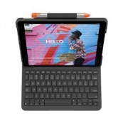 FUNDA IPAD CON TECLADO BLUETOOTH LOGITECH SLIM FOLIO - Inside-Pc