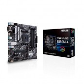 Motherboard AMD AM4 ASUS PRIME B550M-A - Inside-Pc