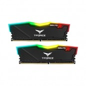 MEMORIA RAM DDR4 16GB (2X8GB) PC2666 TEAMGROUP DELTA - Inside-Pc