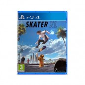 Game SONY PLAYSTATION PS4 SKATER XL - Inside-Pc