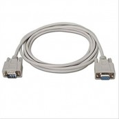 CABLE SERIE RS232 NULL MODEM DB9 M-H 1.8M NANOCABLE - Inside-Pc