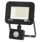 LED Spotlight ELBAT Slim Series 20W - Motion Sensor - 6500K Black - Inside-Pc