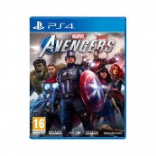 Game Sony PlayStation PS4 MARVEL S AVENGERS - Inside-Pc