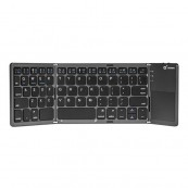 Mini Teclado Bluetooth con Touchpad Plegable CROMAD - Inside-Pc