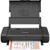 IMPRESORA PORTATIL CANON TR150 INYECCION COLOR PIXMA - 9PPM - 4800PPP - USB - WIFI - Inside-Pc