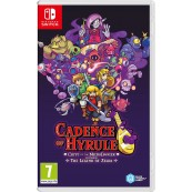 JUEGO NINTENDO SWITCH - CADENCE OF HYRULE - CRYPT OF THE NECRODANCER - THE LEGEND OF ZELDA - Inside-Pc