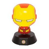 LAMPARA MESA PALADONE ICON MARVEL IRON MAN - Inside-Pc