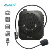 Megáfono Portátil Biwond PocketVoice Negro - Inside-Pc