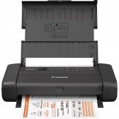 IMPRESORA CANON TR150 INYECCION COLOR Portatil PIXMA A4 - 9PPM - 4800PPP - USB - WIFI - Inside-Pc