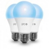 BOMBILLA LED SPC - I IOT AURA 1050 E27 PACK3 - Inside-Pc